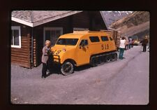 1983 Snow Tractor #519 - Columbia Icefields - Original 35mm Slide