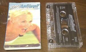 Musica-CD-MC-Musicassetta-Geri-Halliwell-034-SCREAM-IF-YOU-WANNA-GO-FASTER-034