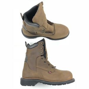 33ca2e80ab8 Details about Red Wing DynaForce 8 Inch Leather Work Boot Electrical Hazard  Steel Toe 2203