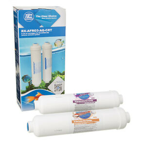 3 Stage Aquarium Reverse Osmosis Water Filter Replacement Filters