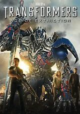 Transformers: Age of Extinction (DVD, 2014)