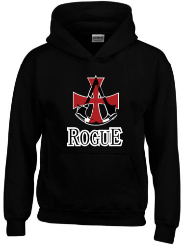 Assassins Creed Rogue Inspired Boys Girls Kids Funny Hoodie