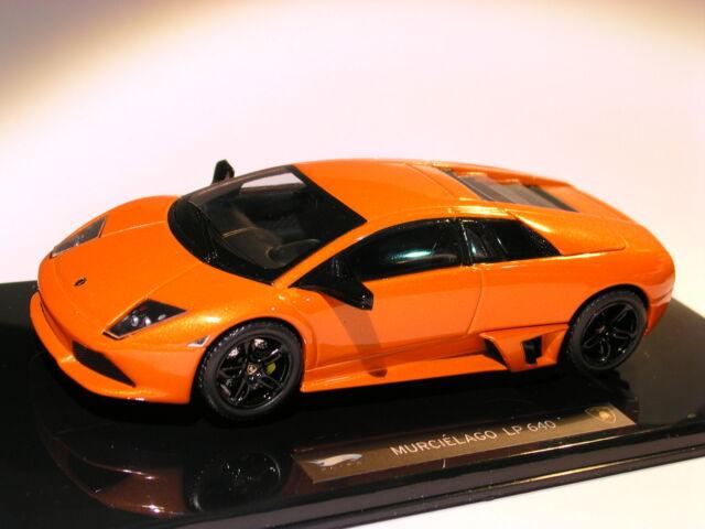 Lamborghini Murcielago LP640  au 1/43 de Elite