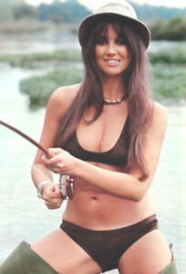 Details About Caroline Munro Sexy Busty James Bond Girl Great Photo