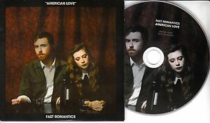 FAST-ROMANTICS-American-Love-2017-UK-12-trk-promo-CD