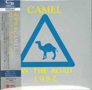 CAMEL-CAMAL-ON-THE-ROAD-1982-JAPAN-MINI-LP-SHM-CD-H25