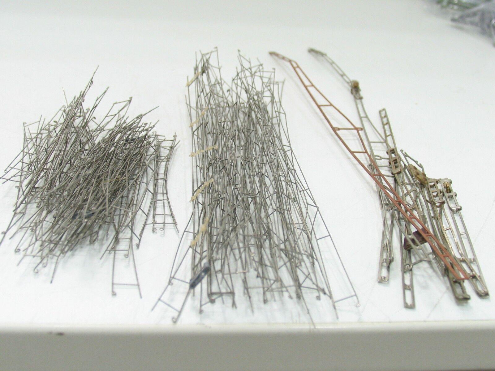 Spur HO Oberleitungs-filo Gigante-la raccolta vedere immagini nz1325