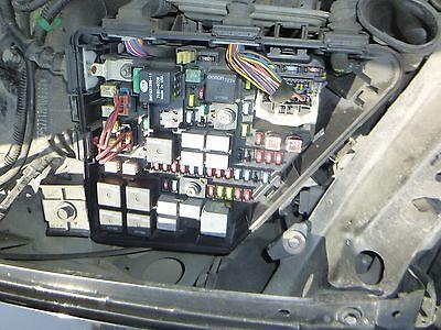 2003 2004 2005 2006 2007 CADILLAC CTS FRONT FUSE BOX 15294490 | eBay 2005 Cadillac Cts Fuse Box eBay