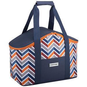 Anndora refrigeración bolso bolso picnic 13 L azul oscuro Orange aislado cenizas picnic  </span>
