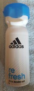 Details about Adidas Refresh Sport Running Shoe Trainer Foot Deodorant 100ml (*Free Postage*)