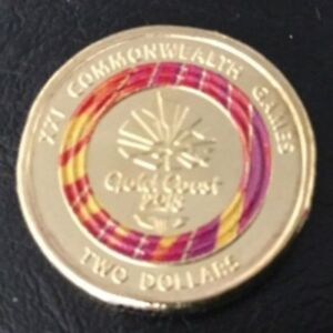 2018-2-coin-Gold-Coast-Commonwealth-Games-Red-Design-1-Uncirculated