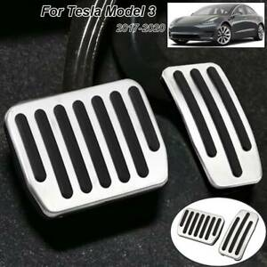 Foot Pedal Accelerator Brake Pedals Non-Slip Covers For ...