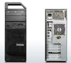 TOWER THINKSTATION S30 Quad Xeon E5-1620 3.7 GHZ 8RAM 500HD City of Toronto Toronto (GTA) Preview
