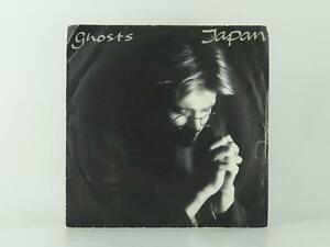 JAPAN-GHOSTS-VG-EX-2-Track-7-034-Single-Picture-Sleeve-VIRGIN