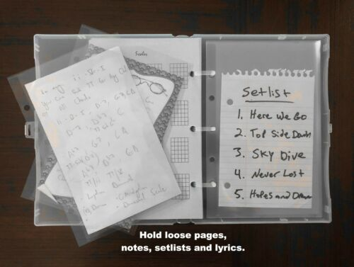 Staff Paper Scale and Chord Charts Write 21 Songs Guitar Songwriting Journal