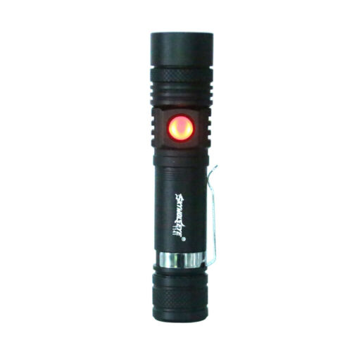 50000LM  T6 LED Flashlight 18650 Tourch Zoomable Police PenLight USB Battery