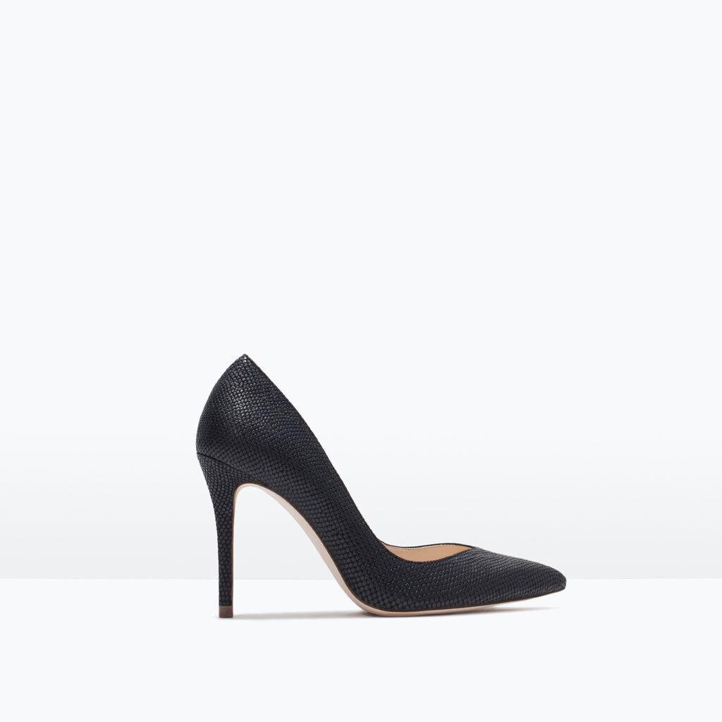 vendita calda online ZARA LEATHER COURT scarpe EUR EUR EUR 36 US 6 REF.1204 001 SS2015 NWT    clienti prima reputazione prima