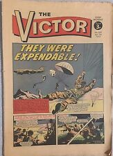 THE VICTOR #633 weekly British comic book April 7, 1973
