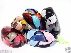 Hard-Clam-Shell-Cases-for-Sunglasses-Readers-Eyeglasses-Assorted-Colors-Styles