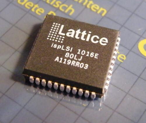 Lattice IspLSI 1016e-80lj In-System programmable haute densité Equ