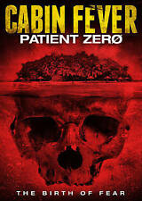 CABIN FEVER PATIENT ZERO (DVD) (FORMER RENTAL) (FAST SHIPPING!)