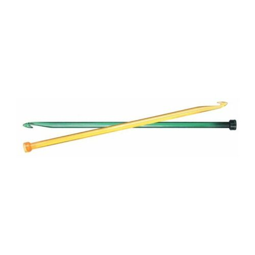 Knitpro Trendz Tunesische Häkelnadel einfach einseitig 30 cm 5-12mm Acryl