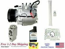 New Ac Ac Compressor Kit For 2008 2011 Civic 18l 2 Door Coupes Only