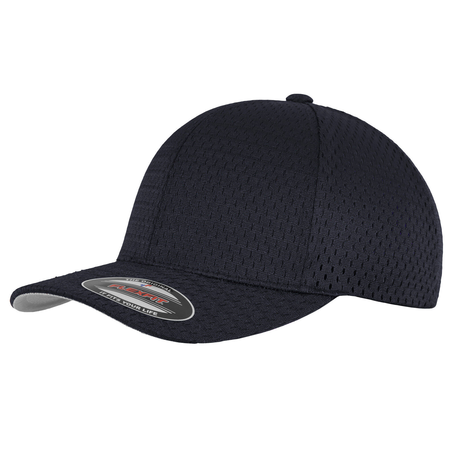 Original FLEXFIT ® Basecap Baseball Cap Cap Cap Casquette Capuchon Athletic Mesh 6777 One   632c42