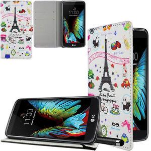 LG-K10-K430-Tasche-Schale-Schutz-Huelle-Case-Cover-PARIS-Displayfolie