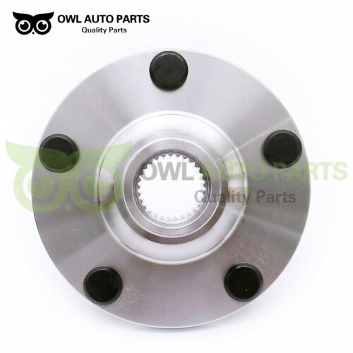 Pair Front Wheel Bearing Hub Assembly for 2002-2006 Nissan Altima V6 3.5L 518516