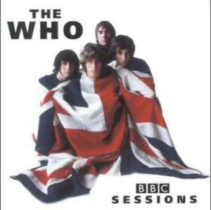 The-Who-BBC-Sessions-New-Vinyl-LP-UK-Import