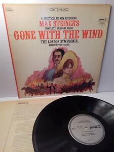 Walter-Stott-LP-Max-Steiner-039-s-Gone-with-the-Wind-OST-Pickwick-SPC-3087-1967