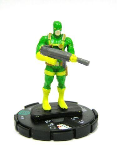 HeroClix Captain America #017 Richard Fisk