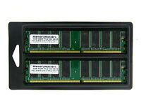 2gb (2x1gb) Memory For Ibm Netvista M42 6290 8181 8182 8302 8304