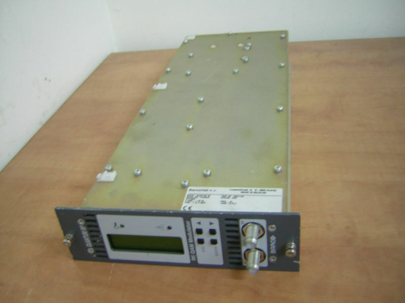 BARCONET N.V. QUANTUM RF V9521796 RF QAM MODULATOR