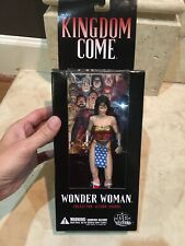 Kingdom Come Wonder Woman Action Figure DC Direct 1st Wave - Alex Ross