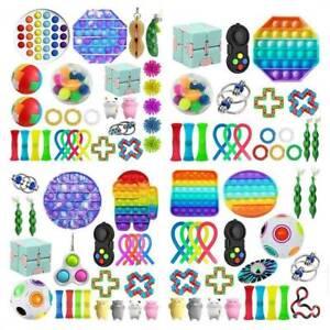 39XNeu Fidget Toys Sensory Toy Autismus Angst Stressabbau Spielzeug Set Kinder