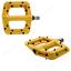 """miniature 9 -  RaceFace Chester Composite Platform Pedals 9/16"""" -1 Pair~Multi Color"""