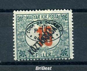 Hongrie Debrecen 1919 Nr P13 Inutilisé/pliage (97172)-lz (97172)afficher Le Titre D'origine