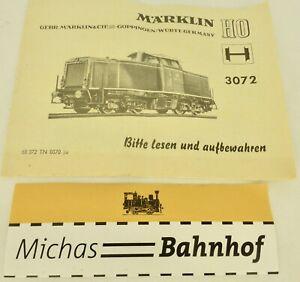 3072-Manual-marklin-68-372-TN-0370-Ju-H0-A