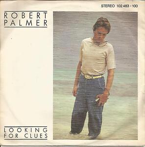 VINYL SINGLE ROBERT PALMER HIT MUSIK HITPARADE KLEINE SCHALLPLATTE SONG HIT - Deutschland - VINYL SINGLE ROBERT PALMER HIT MUSIK HITPARADE KLEINE SCHALLPLATTE SONG HIT - Deutschland