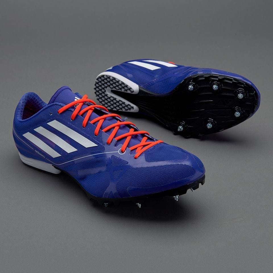 Adidas adizero MD 2 Running Trainers Mens US 7.5  3 REF 5437^