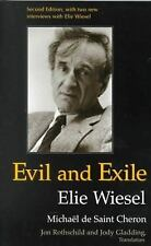 Evil and Exile by Elie Wiesel and Michael De Saint-Cheron (2000, Paperback,...