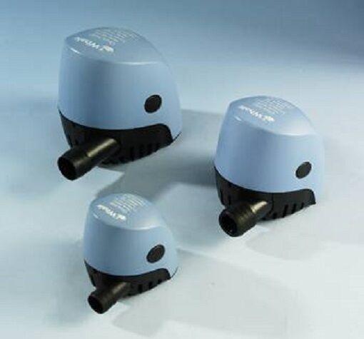 Whale Orca 950 elektrische Lenzpumpe Bilgenpumpe  Pumpe 12 V 57L/min - 57L/min V ee414d