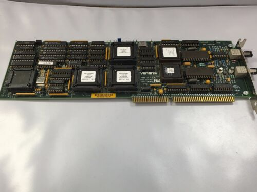Varian Motcomm Processor 110105002B 1101051 A Oncology Systems