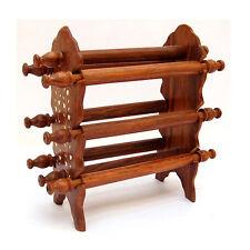 Wooden Bangle Stand 6 Rod Bangle Holder