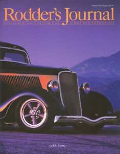 No-48-Subscriber-Cover-A-1933-Ford-RODDERS-JOURNAL
