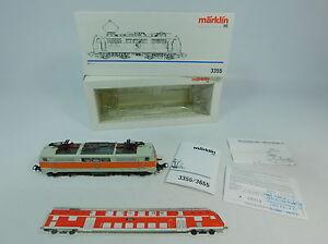 Au616-2-Marklin-Marklin-h0-ac-3355-e-LOK-e-locomotora-111-133-5-DB-muy-bien-embalaje-original