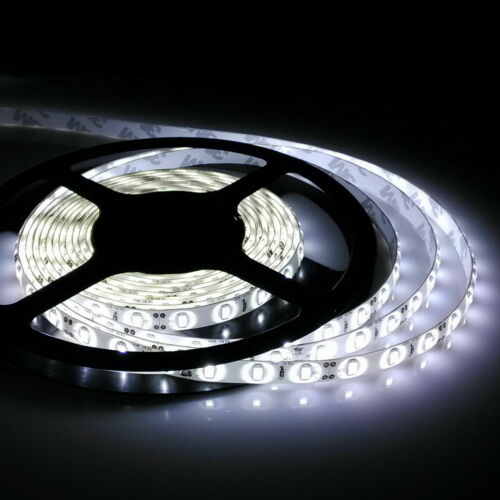 10//20M 5050 RGBWW 2835SMD 12V LED Streifen Licht Stripe Band Leiste Lichterkette