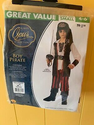 Small Rubie/'s 700897/_S Rubies Opus Collection Pirate Girl Costume